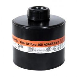 Фильтр комбинированный ДОТпро 600 А3АХР3D