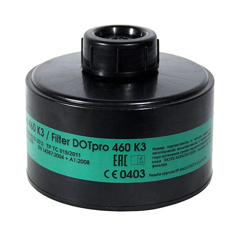 Фильтр противогазовый ДОТпро 460 К3