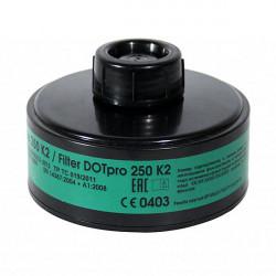 Фильтр для противогаза ДОТпро 250 K2