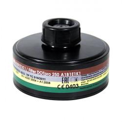 Фильтр противогазовый ДОТпро 250 А1B1Е1К1