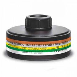 Фильтр противогазовый ДОТпро 150 А1В1Е1К1Р3D