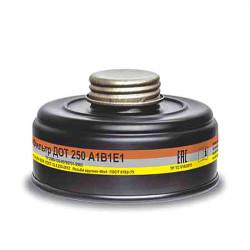 Фильтр противогазовый ДОТ 250 A1B1E1