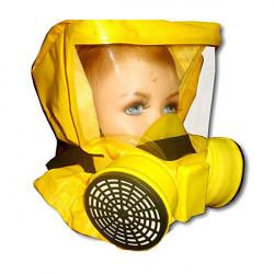 Самоспасатель (УФМС) «ШАНС»-Е с четвертьмаской (детская модель)