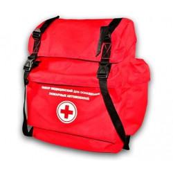 Набор для оказания первой помощи для оснащения пожарных автомобилей