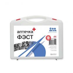 Для оказания первой помощи работникам - пластиковый шкаф