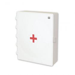 Аптечка первой помощи для оснащения рабочих кабинетов учреждений и организаций АРК «ФЭСТ» (офисная, пластиковый футляр)