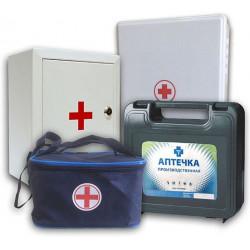 Аптечка первой помощи производственная  (пластиковый шкаф)
