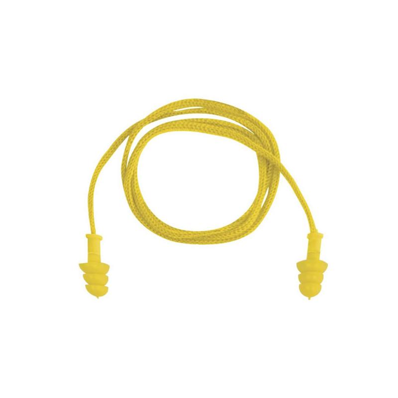 Термопластиковые беруши CONICFIR050 (SNR 29 DB) на шнурке