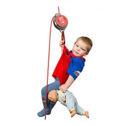Спасательная косынка детская малютка Самоспас